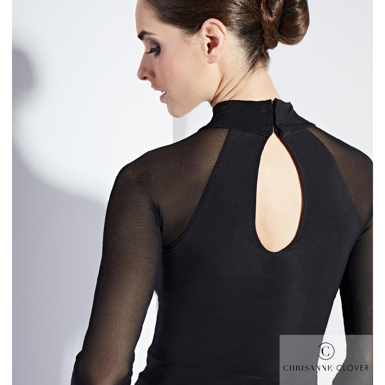 RAPTURE LATIN DRESS ( LA Платье/ Аргентинское танго)